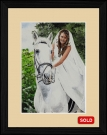 Bride-on-a-horse-sold