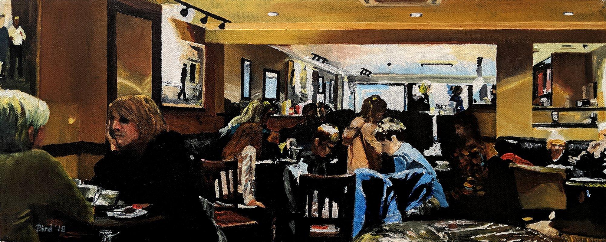 Café Nero, Nantwich