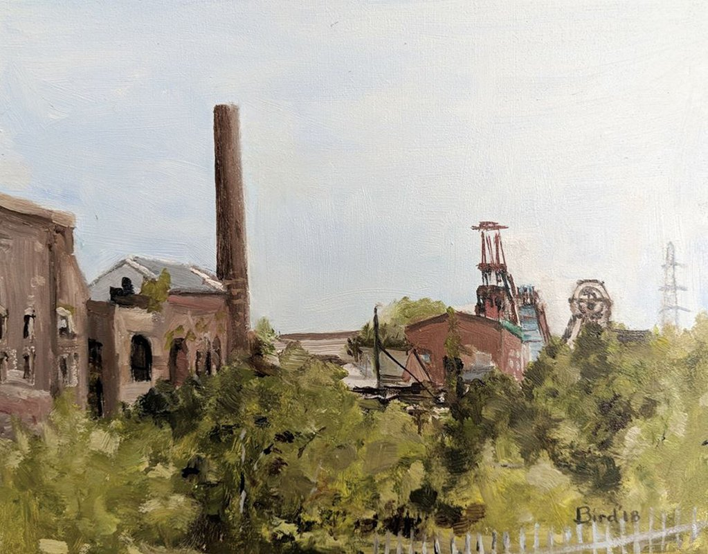 Chatterley Whitfield SOLD