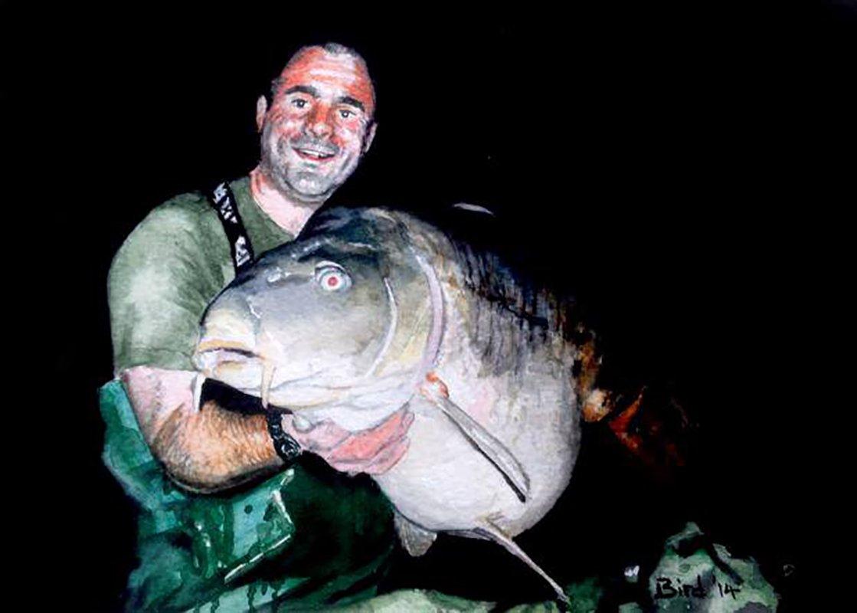 Night Fishing - SOLD